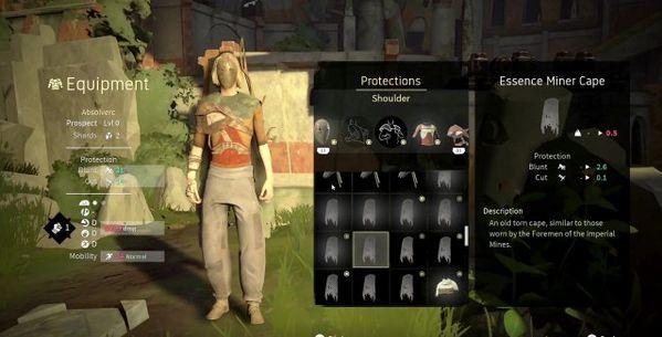 赦免者最新预告视频发出 展示游戏前人物角色自定义环节 www.shanyuwang.com